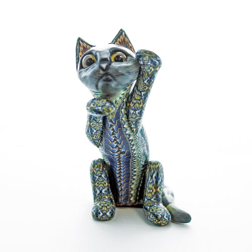 Fioré Cat Sculpture  Small