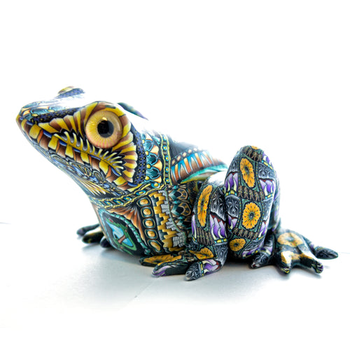 Fioré Frog Sculpture Large