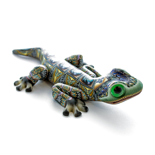 Fioré Gecko Sculpture Medium