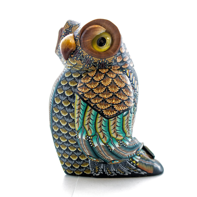 Fioré Owl Sculpture Medium