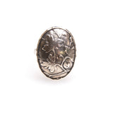 David Tishbi SS Autumn Leaf Ring Size 7