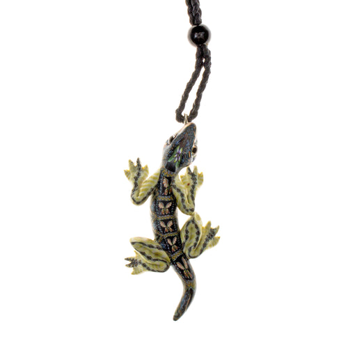 Fioré Necklace Lizard
