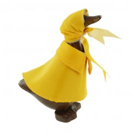 Bamboo Duck in Raincoat Baby