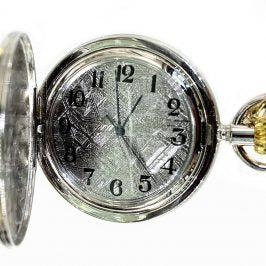 Meteorite Pocket Watch
