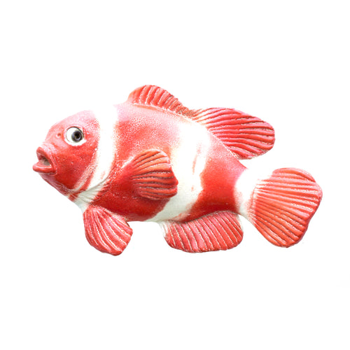 Ceramic Wall Art Clown Fish