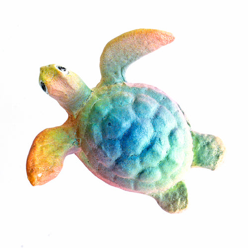 Ceramic Wall Art Baby Turtle