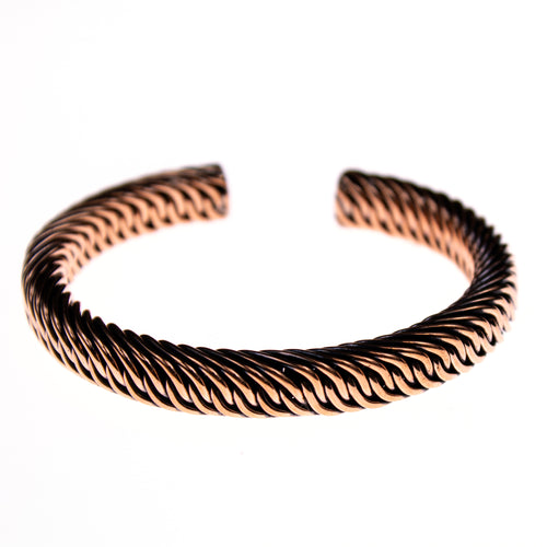Men's Bracelet Copper Cuff