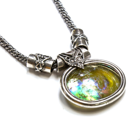 SS Ethiopian Opal Collection Pendant