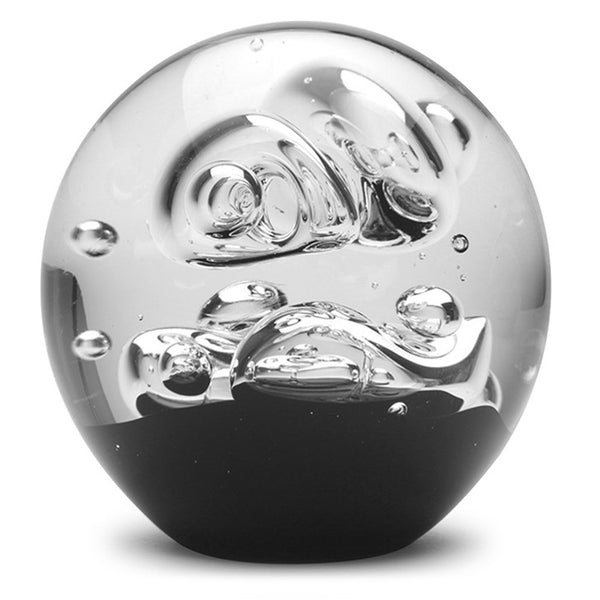 Black Celestial Maze Paperweight