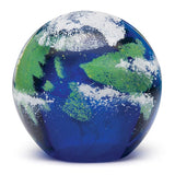 Earth Glow Globe Paperweight