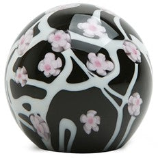 Night Cherry Blossom Paperweight