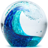 Tropical Wave Paperweight