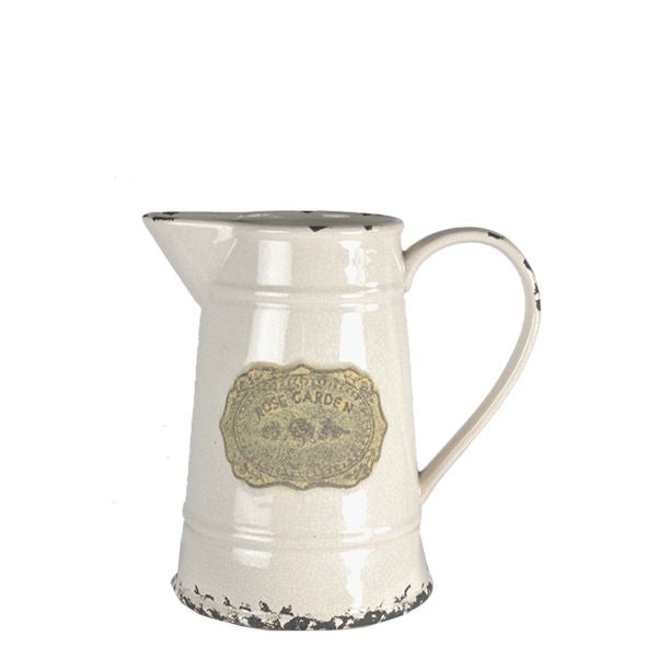 Cotswolds Jug - Med Cream