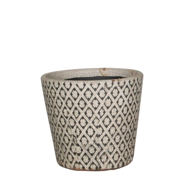 Argenta Pot - Black Large
