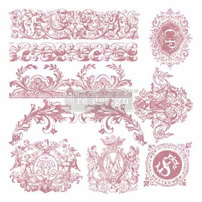 ReDesign Decor Stamp - Chateau De Saverne