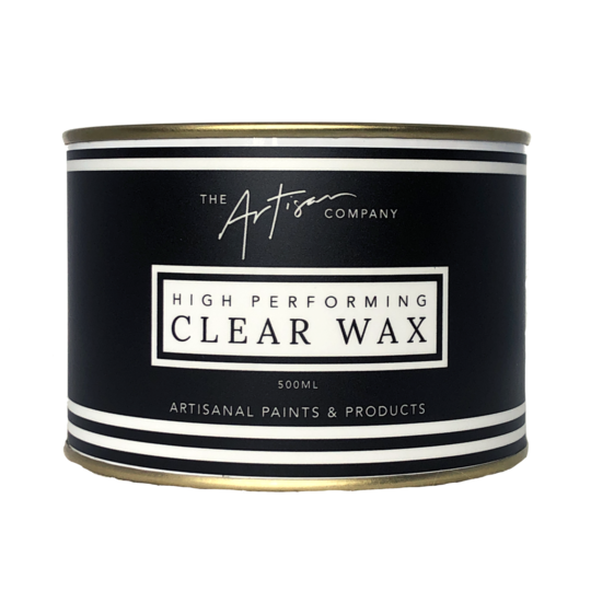 HIGH PERFORMING SOFT WAX - CLEAR