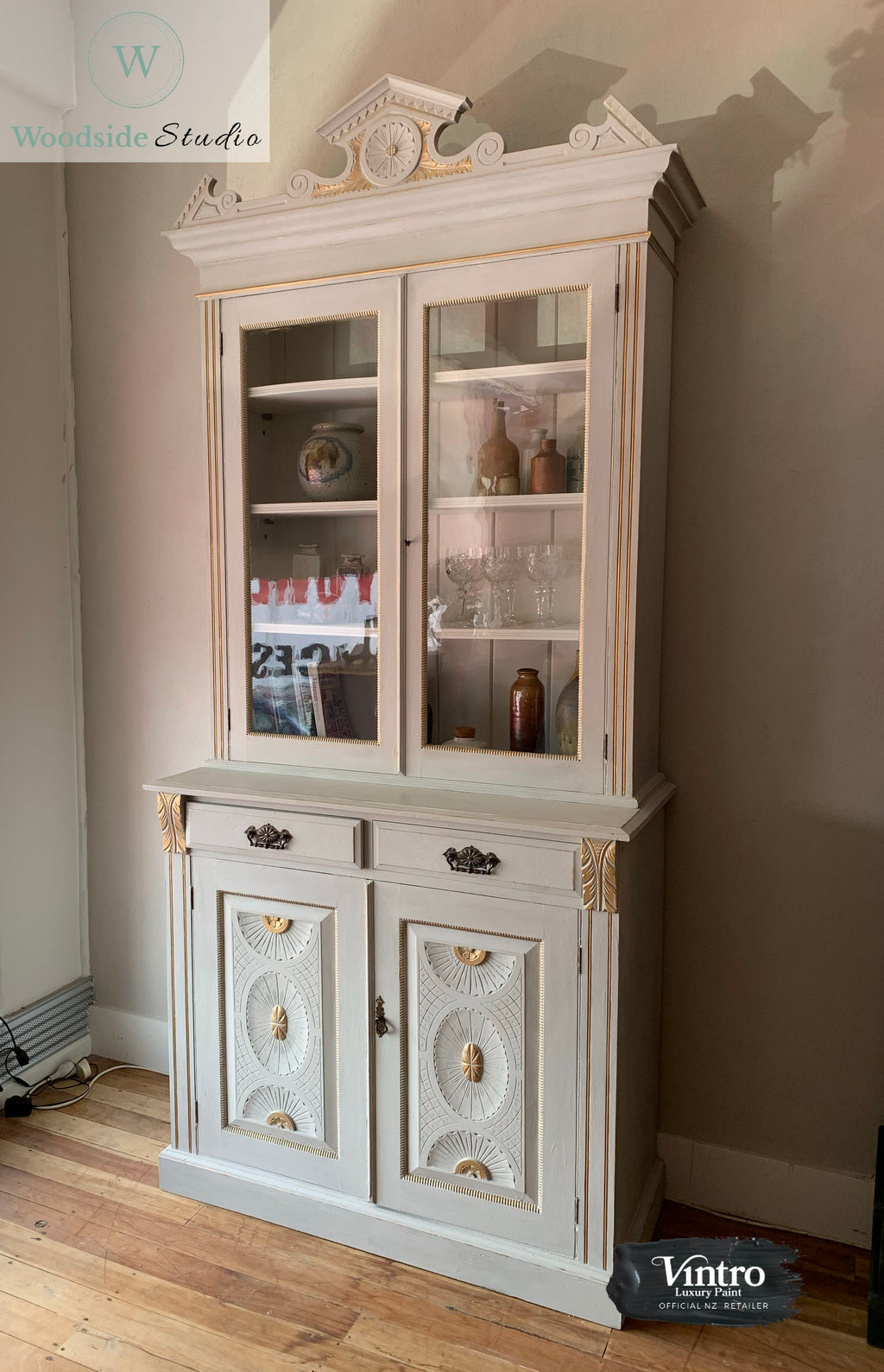 Commissioned Wall Unit