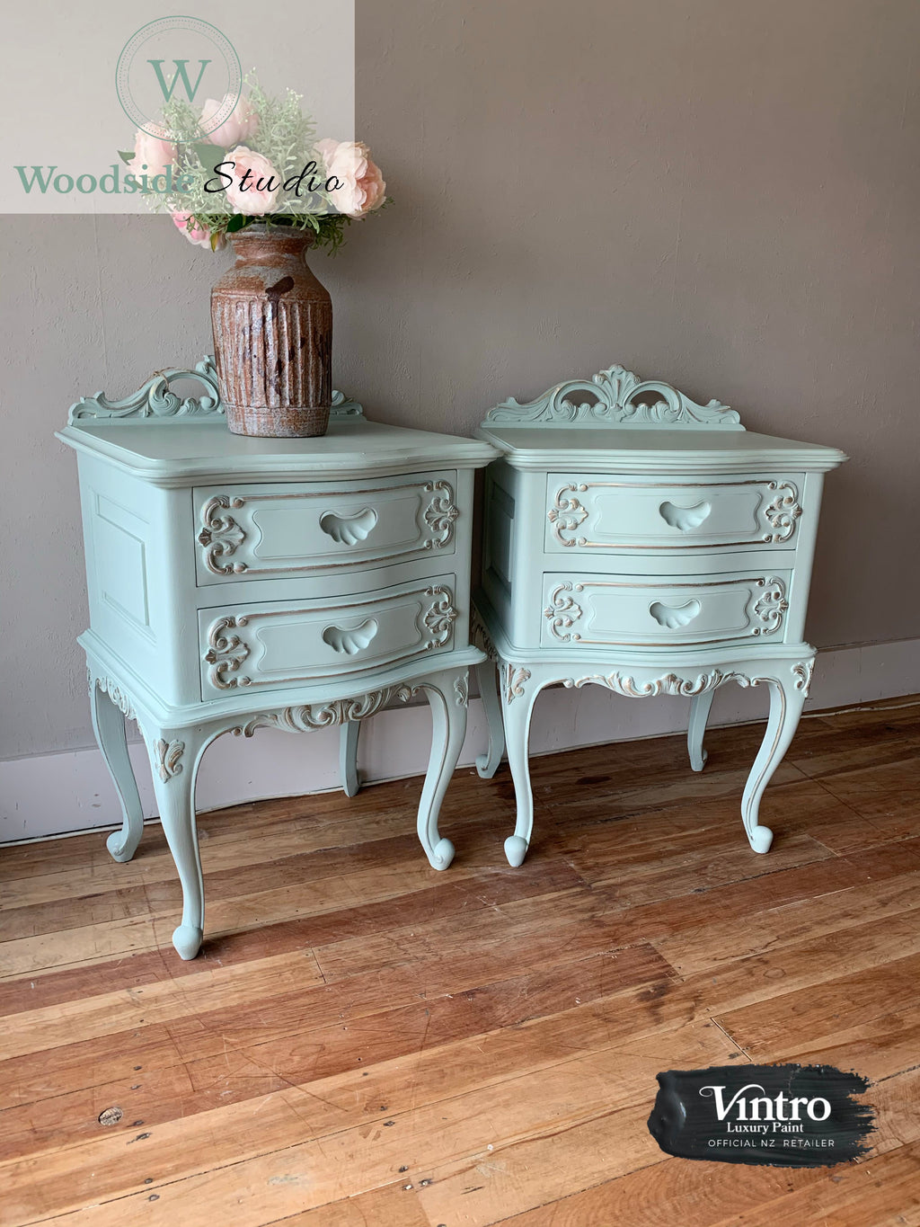 Commissioned French Bedsides