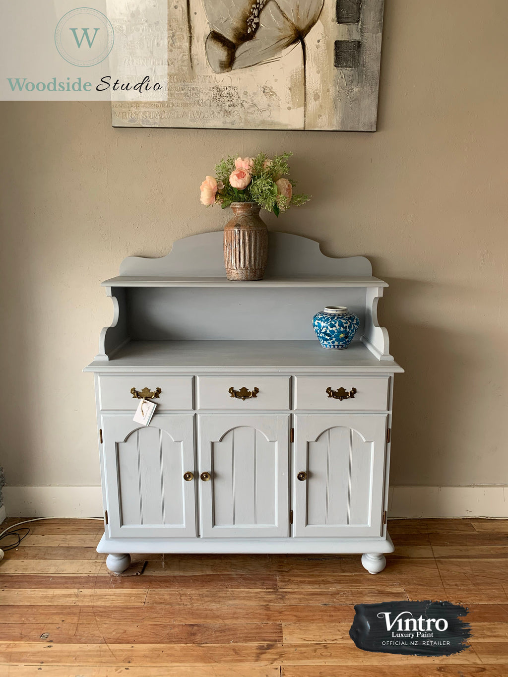 Commissioned Hutch Dresser