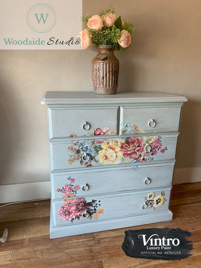Commissioned Dresser