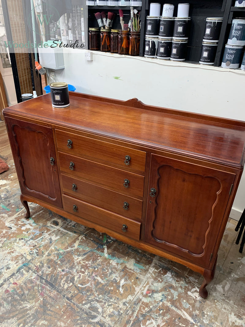 Softly Aged Sideboard