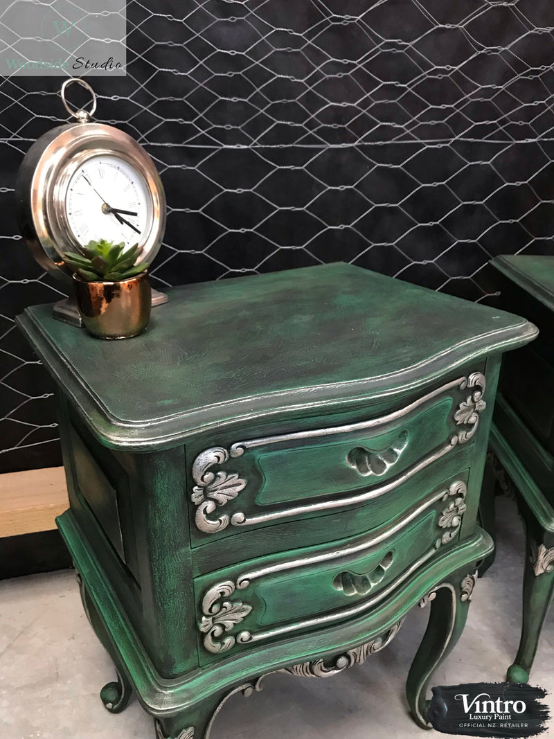 French Style Bedsides