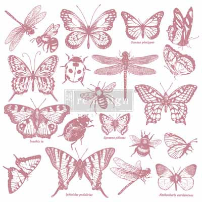 ReDesign Decor Stamp - Monarch Collection