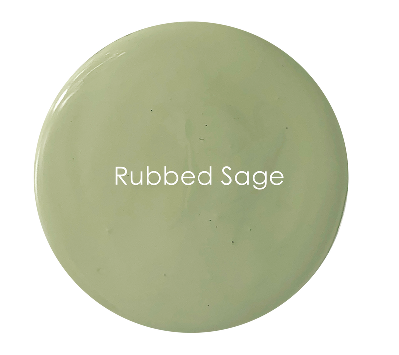 Rubbed Sage- Premium Chalk Paint
