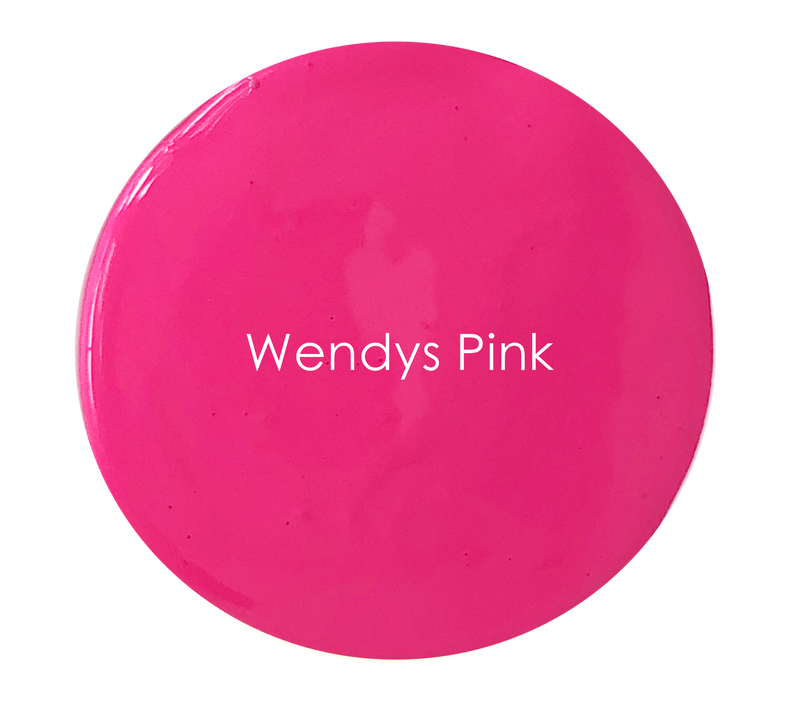 Wendy's Pink - Premium Chalk Paint