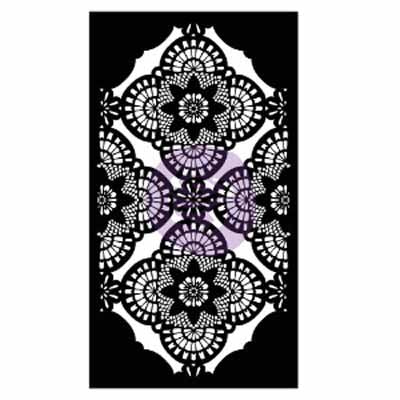 ReDesign Stencil Millicent Lace