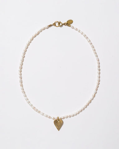 COLLAR LOVE, PERLAS