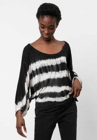 MANIFEST TOP WASHED BLACK