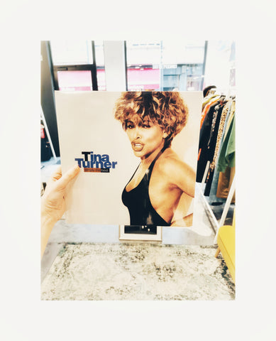 Tina Turner. Simply The Best - 2 Vinilos