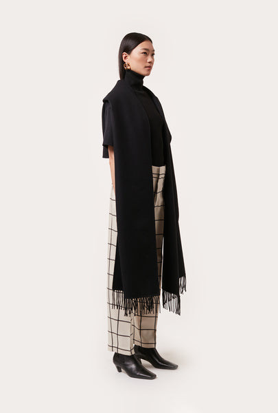 wool cloth cape