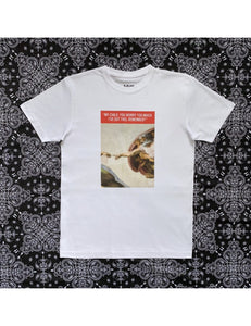 "T-shirt ""THE CREATION OF ADAM"""