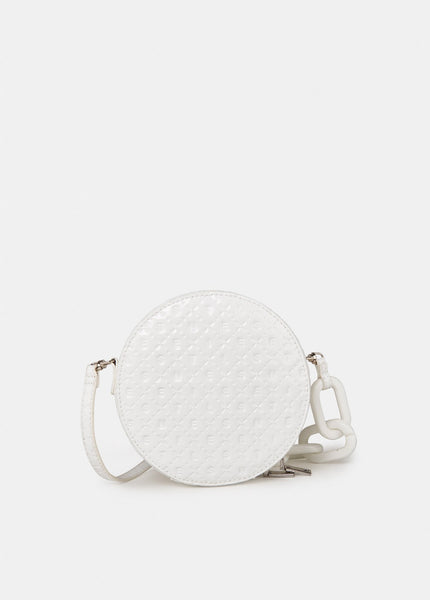 OFF-WHITE CIRCLE MINI BAG