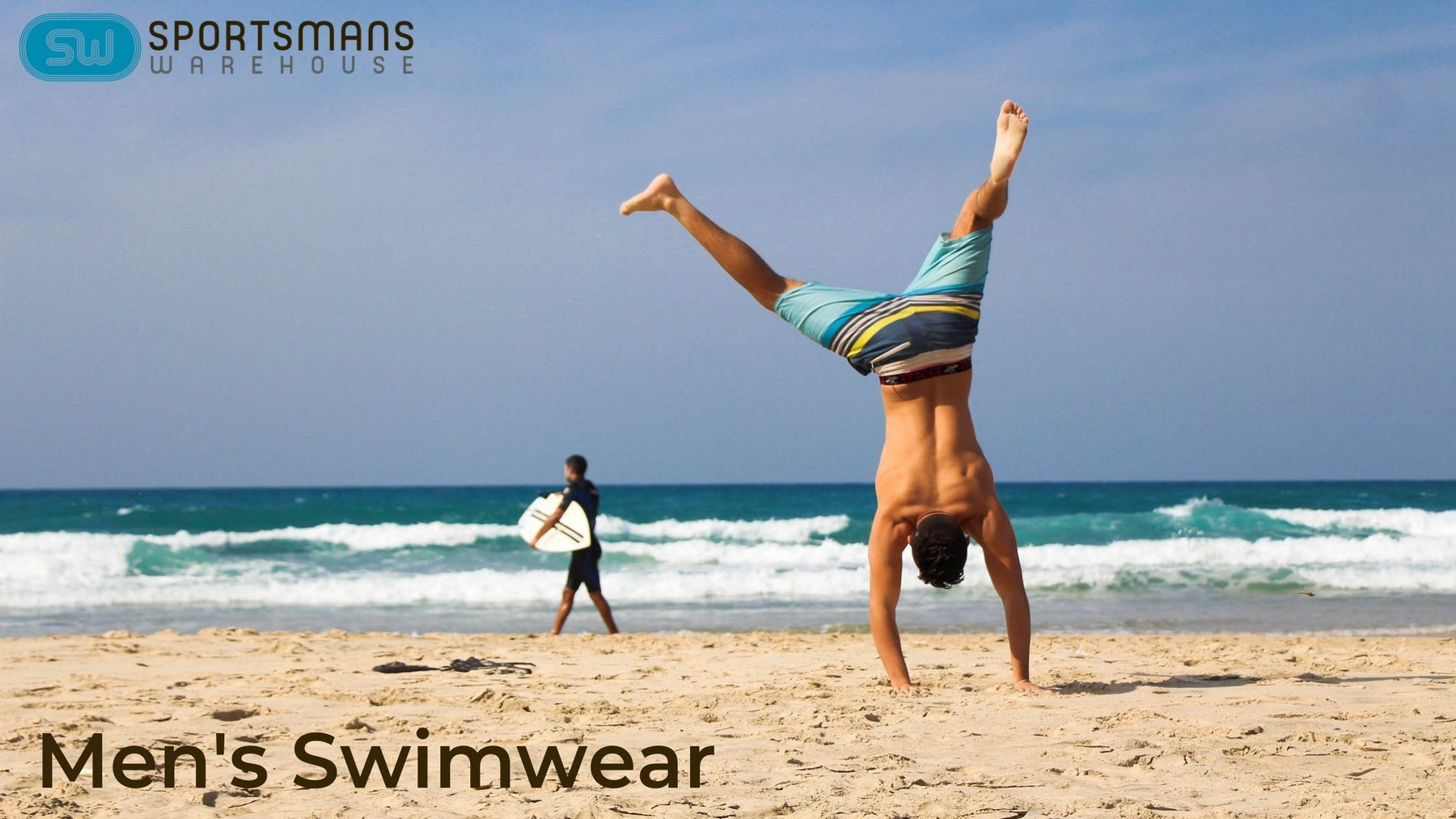 Make Heads Turn While You Swim With the Best Men's Swim Trunks