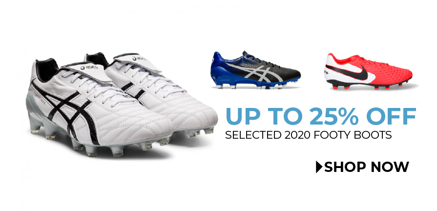 Up to 25% off Football Boots