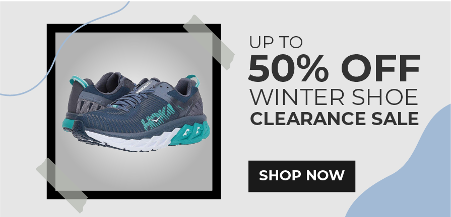 Up tp 50% Off - Winter Shoe Sale