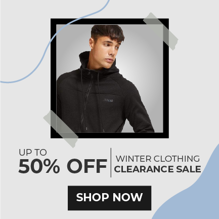 Up to 50% Off - Winter Clothing