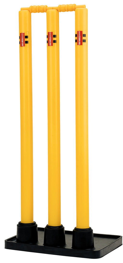Gray Nicolls Plastic Stumps With Rubber Base