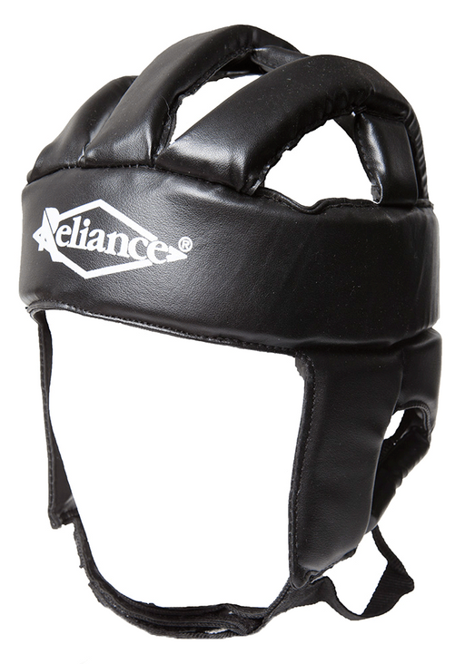 Reliance Super Lite Mini Headguard - Black