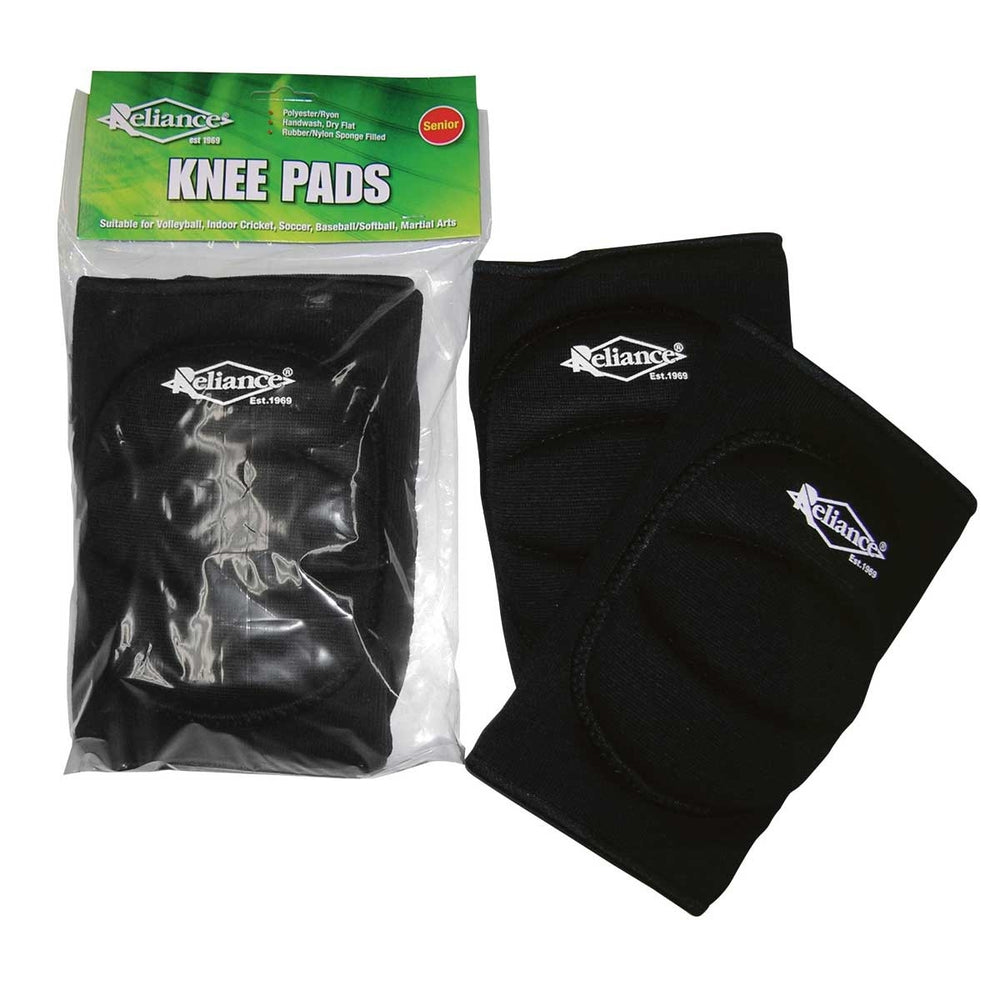 Reliance Jnr Knee Pads-Black