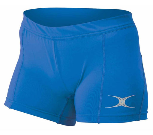11794-ROY_Gilbert Eclipse Netball Short - Royal Blue
