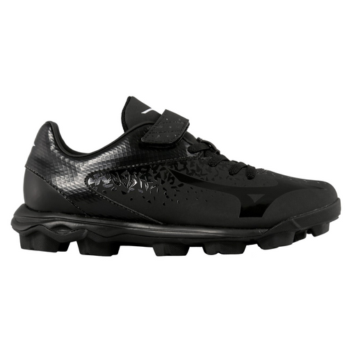 Mizuno Wave Select Nine Jnr Diamond Shoe - Black_11GP192500