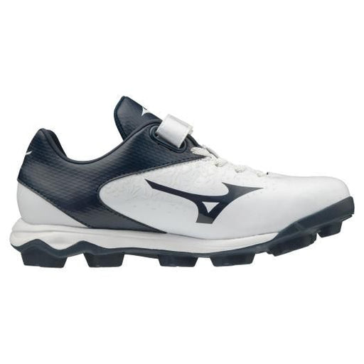 Mizuno Wave Select Nine Jnr Diamond Shoe - White_11GP192514