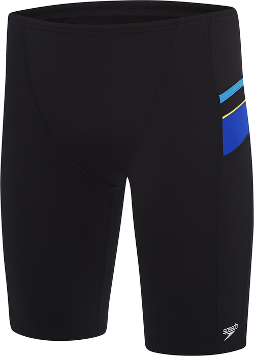 Speedo Mens Macca Jammer - Black/Pacific_1204C 7137