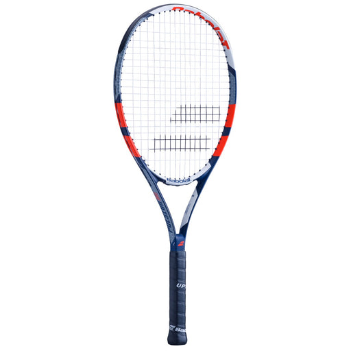 Babolat Pulsion 105 4 1/4 Tennis Racquet - Grey/Red