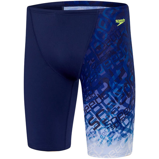 1226G/7477_Speedo Mens Hectic Jammer - Speedo Navy