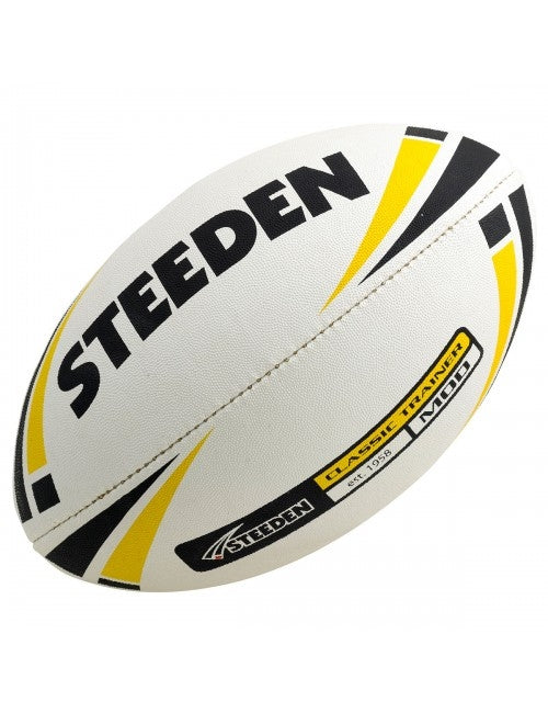 Steeden Classic Trainer Mod Rugby League Ball